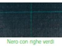 Rete antialga nera 105 gr, telo per pacciamatura h 0,52 x l 100 m, ditta Arca